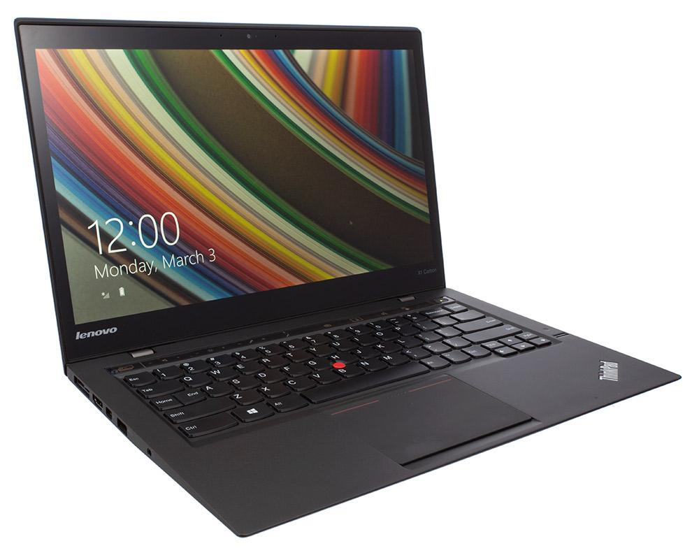 "LENOVO X1 CARBON G4 14'' i5-6200U 8GB 256GB HDD 14""WIN10P (Refurbished)"