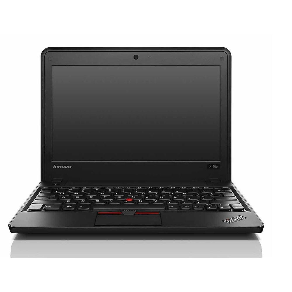 Lenovo Thinkpad X140E 11.6''' 1.5 GHz AMD E1-2500 4GB RAM 500GB SATA, Win10 Pro (Refurbished)