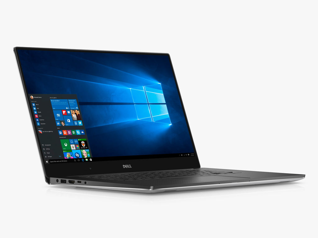 "Dell XPS 15 9550 15.6"" 4K Touch Intel Core i5-6300HQ-2.3GHz 8GB 256GB SSD Windows 10 Pro (Refurbished)"