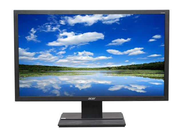 "Acer 24"" LED LCD Backlight Monitor V246HL"