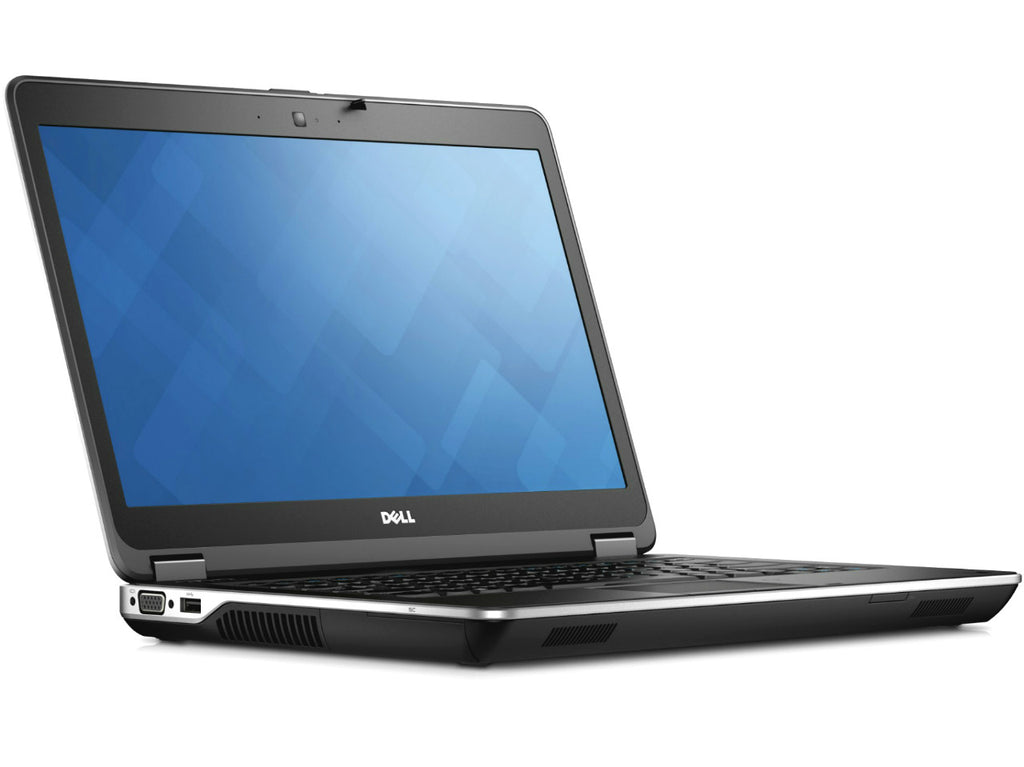"Dell Latitude E6440 Core i7 4600m 2.9Ghz 8GB 500GB HDD 14.1"" DVD Windows 10 Pro (Refurbished)"