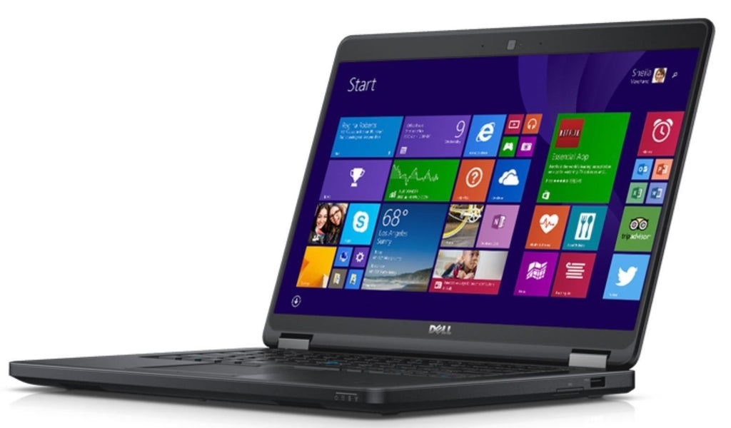 Dell Latitude 14'' E5450 CoreB HDD Specs Windows 10 PRO WIFI Gen 5 i3 5010U 8 GB RAM 500 GB