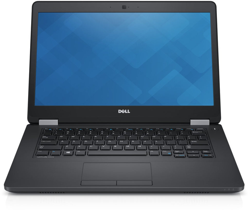 "Dell Latitude E5470 14"" Core i5-6300U 2.4GHz 8GB RAM 500GB HDD Win 10 Pro (Refurbished)"