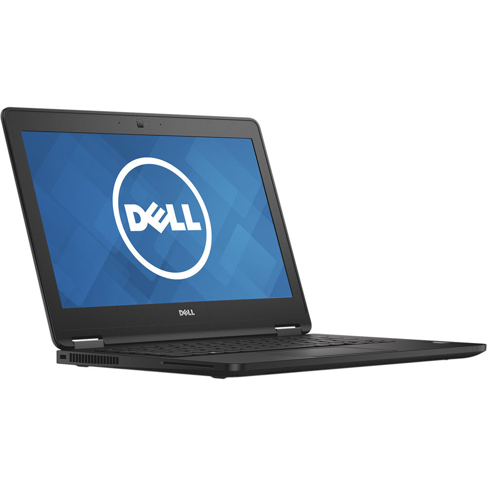 "Dell Latitude E7270 Core i5-6200U-2.3GHz 8GB 128GB SSD 12.5"" Windows 10 Pro (Refurbished)"