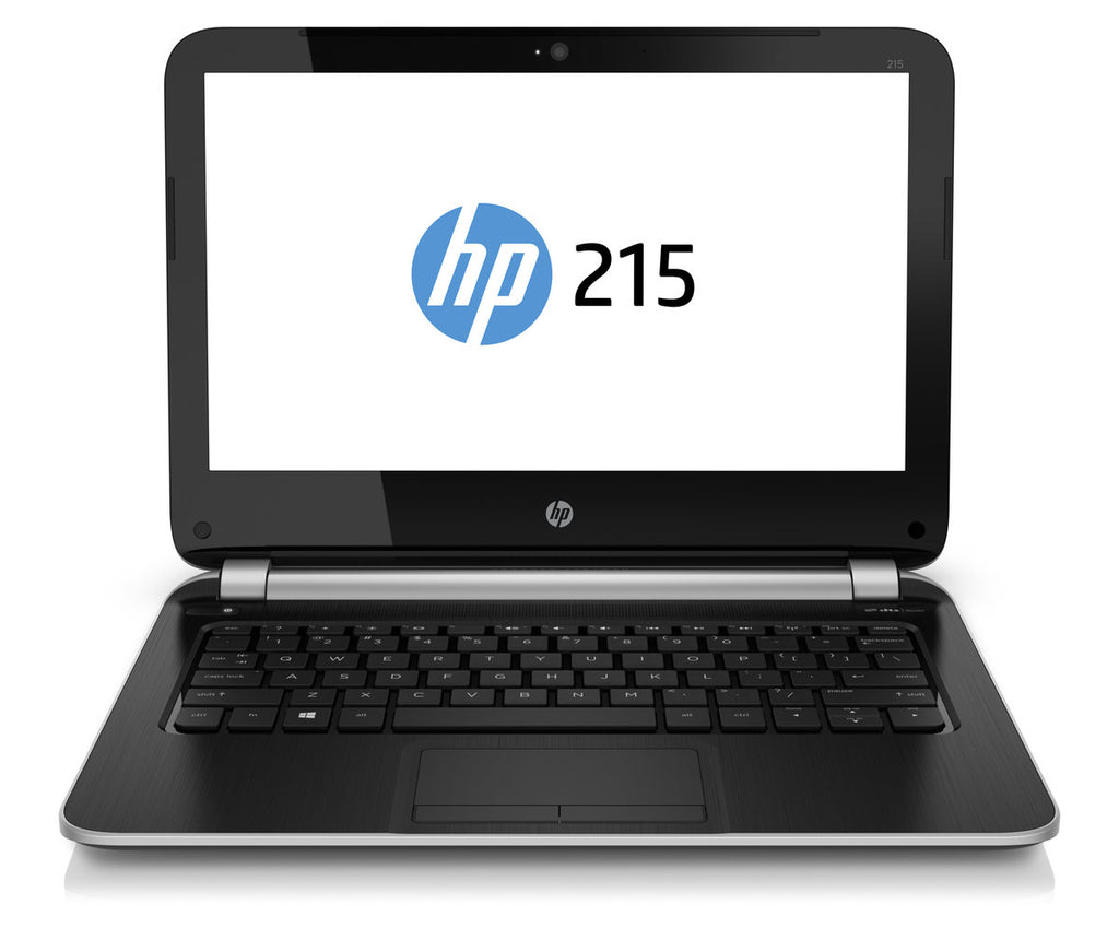 "HP 215 G1 11"" Laptop AMD-A6 1450 4GB 320GB DVD Windows 10 Pro (Refurbished)"