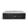 HP Compaq 6000 SFF Core 2 Duo E8400 3.00 GHz 8GB 2TB HDD DVD WINDOWS 10 HOME