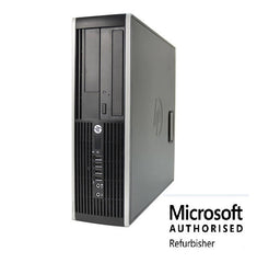 HP 6200 SFF, intel i3(2100) - 3.1GHz, 8GB, 500GB, W10 Home, WiFi