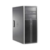 HP 6300 TWR, intel Ci5(3470) - 3.2GHz, 8GB, 1TB, WINDOWS 10 Pro, WiFi