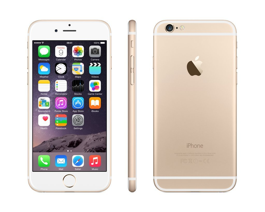 CLEARANCE! Apple iPhone 6 64GB GOLD Refurbished