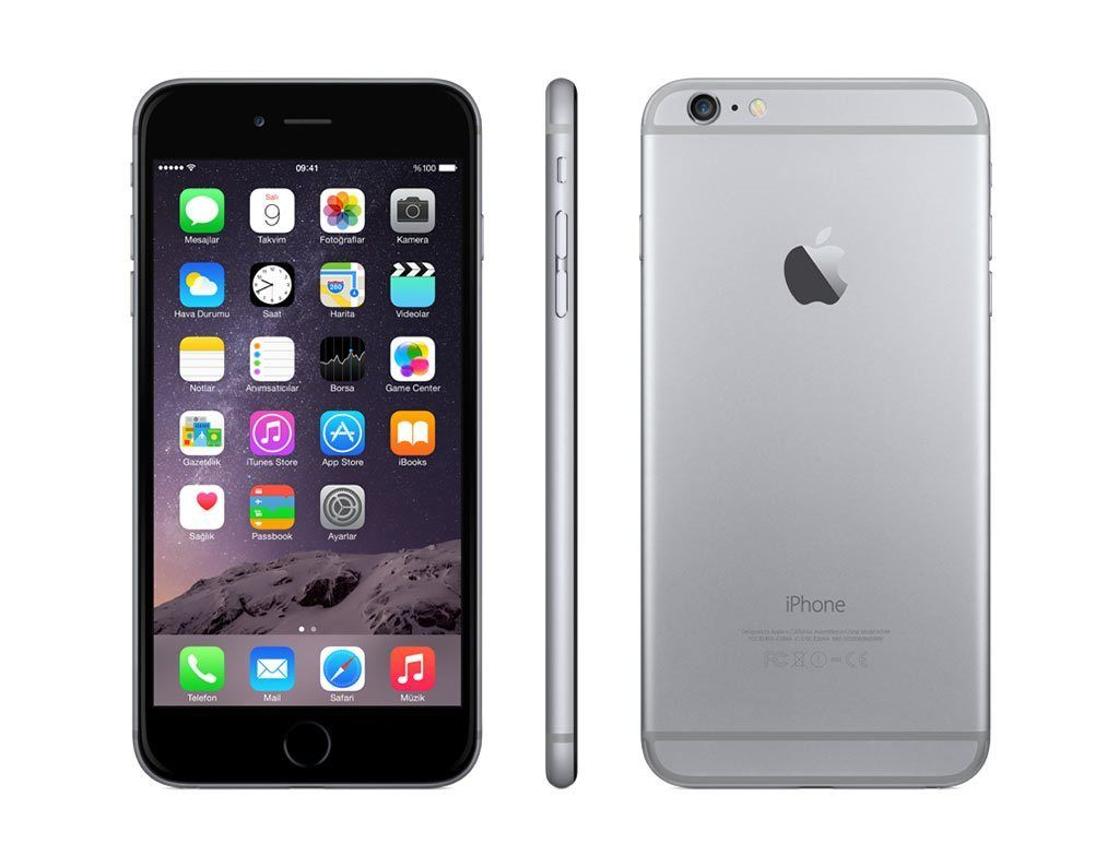 IPHONE 6 64GB OFFLEASE GRAY, GRADE B