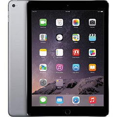 Apple iPad Air 2 A1566 9.7-Inch Retina Display 64GB, Wi-Fi Black with Grey