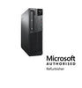 Lenovo Desktop M91 SFF Intel core i7- 3.40GHz - 16GB 240 GB SSD Win10Home DVD