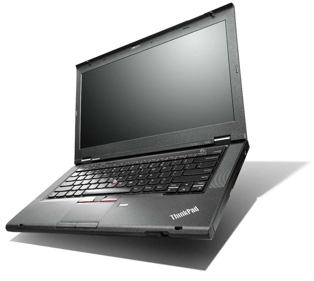 "Lenovo Thinkpad T430 14"" Intel Core i7-3520M-2.9GHz 8GB 128GB SSD Windows 10 Pro (Refurbished)"