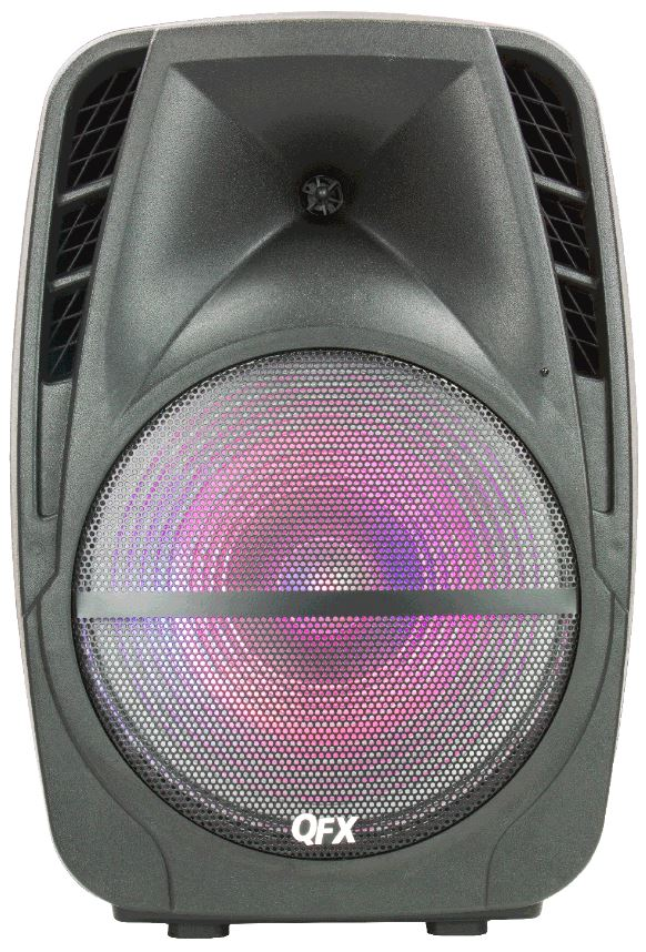 QFX PBX-BF15 Portable Party Speaker 15-inch