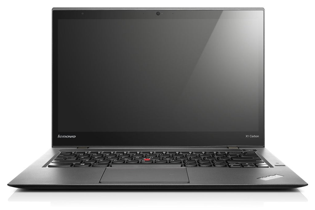 "Lenovo Thinkpad X1 Carbon i7 4600u 8GB Ram 240GB SSD 1600x900 14"" Laptop WINDOWS 10 PROFESSIONAL"