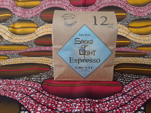 Speed Of Light, Light Roast Blend