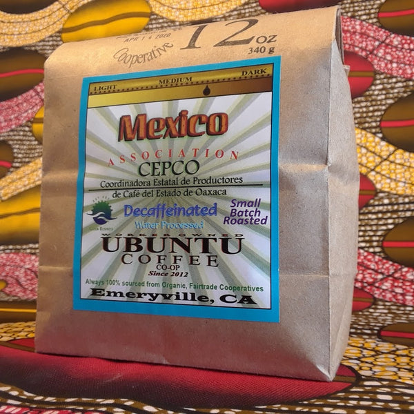 Decaffeinated Mexico