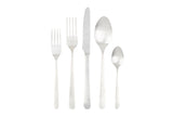 Oslo Cutlery Gift Box Set - 4 Place Settings - Stainless Steel