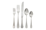 Stockbridge Cutlery Set in Brushed Stainless Steel