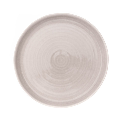 Pinch Dinner Plate in Grey