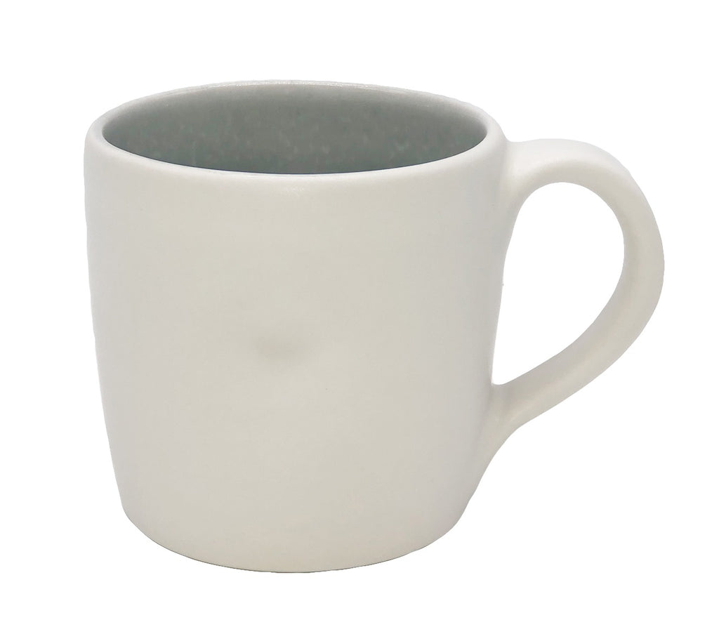 Pinch Mug in Grey