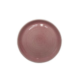 Pinch Salad Plate in Pink