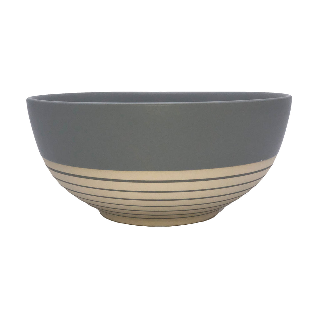 Clef Salad bowl - Dark Grey - Set of 2