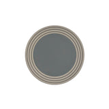 Clef Salad Plate - Dark Grey - Set of 4