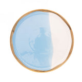 Dauville Bleu Dinner Plate - Set of 4
