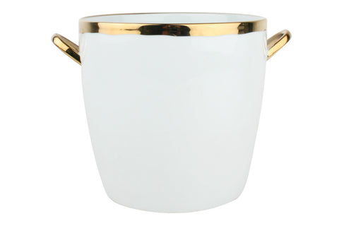 Dauville Gold Ice Bucket