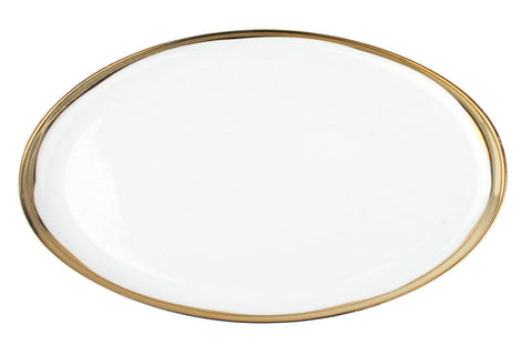 Dauville Gold Large Platter