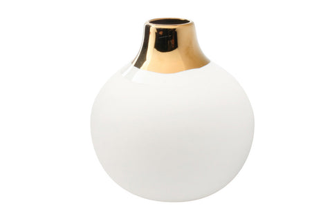 Morandi Medium Bud Vase in Black
