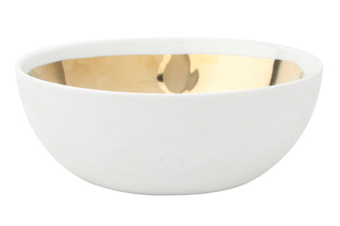 Dauville Gold Extra Large Bowl - 1 Bowl