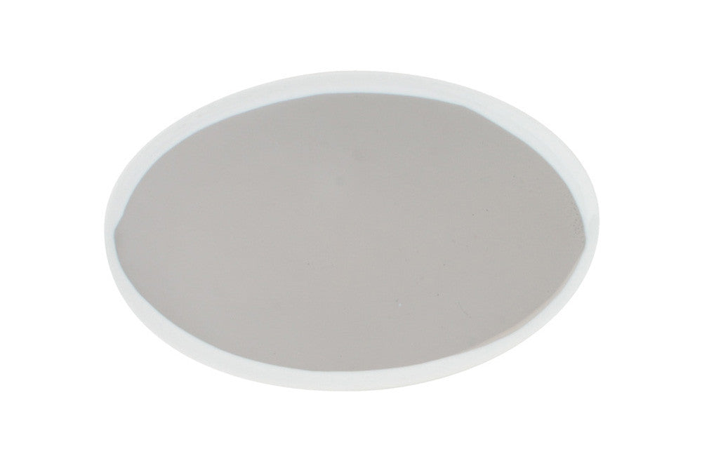 Dauville Platinum Glazed Small Oval Platter