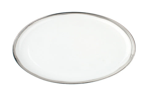 Dauville Platinum Large Bowl - 1 Bowl