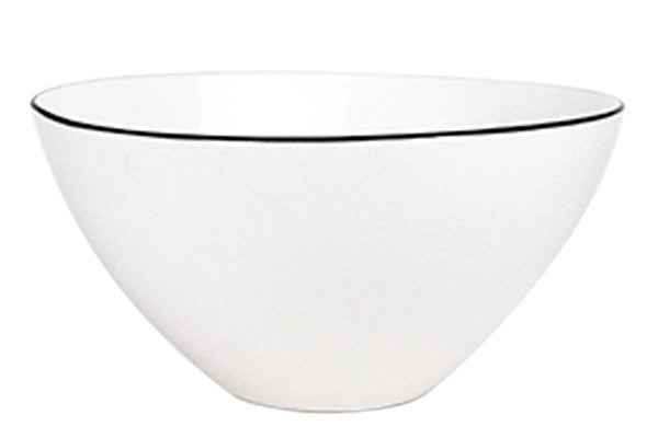 Abbesses Large Bowl in Black - Set of 2