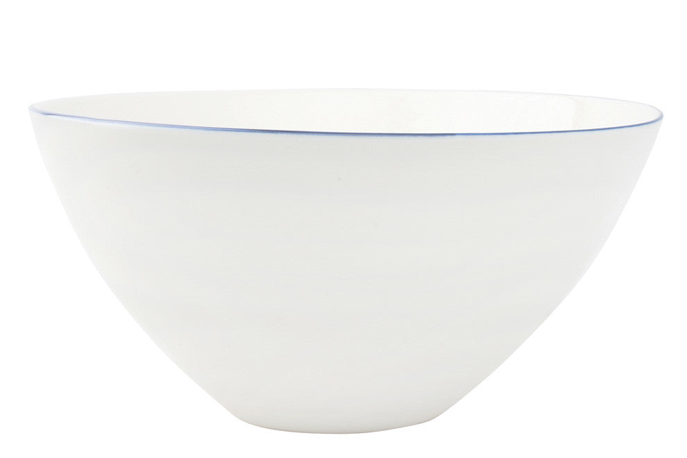 Abbesses Large Bowl in Blue - Set of 2