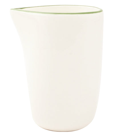 Abbesses Creamer in Green
