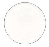Abbesses Medium Plate in Grey Rim - Set of 4