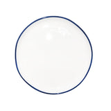 Abbesses Small Plate in Blue - Set of 4