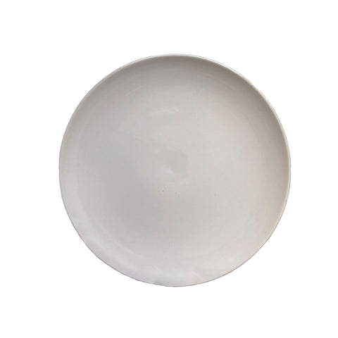 Shell Bisque 4 Piece Place Setting in White