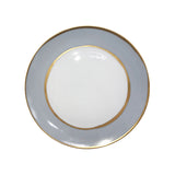 La Vienne Salad Plate in Blue - Set of 4