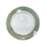 La Vienne Salad Plate in Celadon - Set of 4