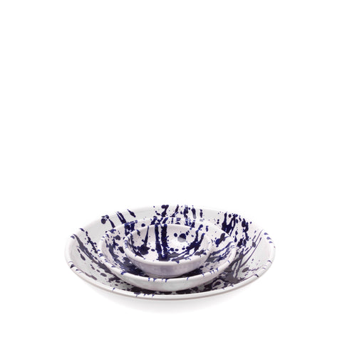Gerona Small Nesting Bowl in Splatter