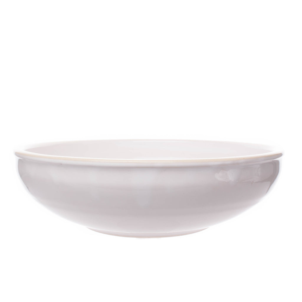 Gerona Serving Bowl - White
