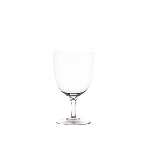 Amwell Water Glass; Clear