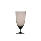 Amwell Water Glass; Smoke