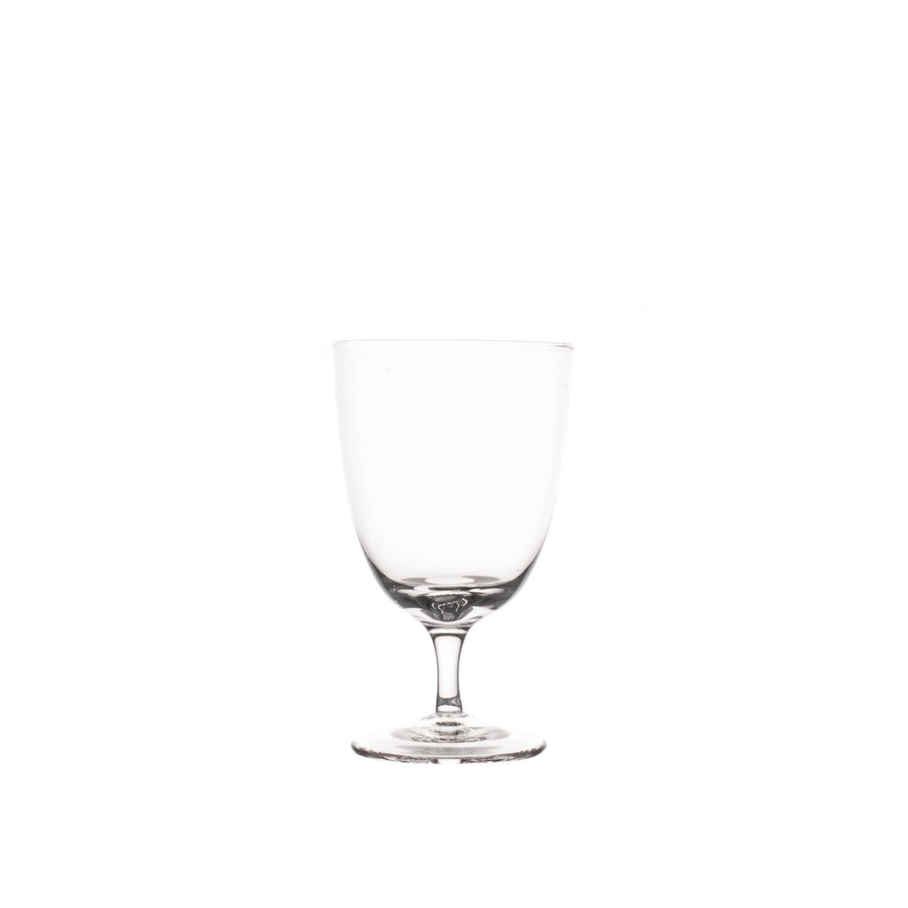 Amwell White Wine Glass; Clear