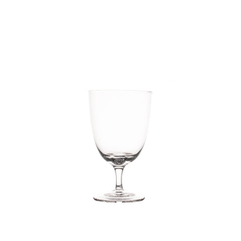 Amwell Red Wine Glass; Clear