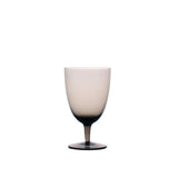 Amwell White Wine Glass; Smoke